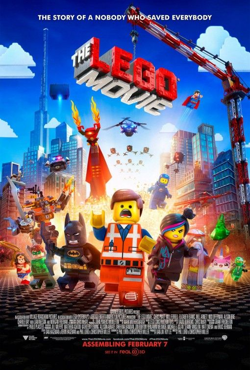 ����� ���� The Lego Movie 2014 �����
