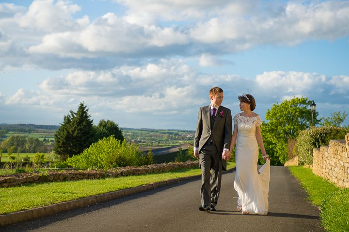 Deer Park Wedding Worcestershire
