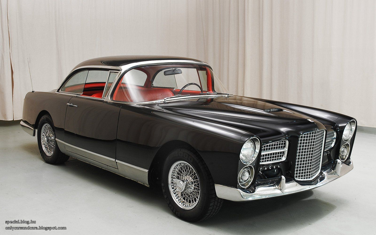 facel vega hk 500 only cars and cars. Black Bedroom Furniture Sets. Home Design Ideas