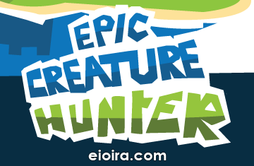 Epic Creature Hunter I Logo