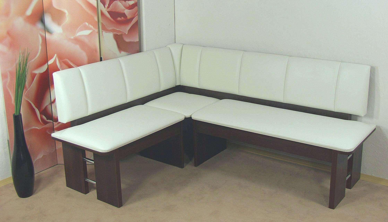 moderne eckbank nussbaum sitzecke esszimmer k che melamin design hochwertig neu ebay. Black Bedroom Furniture Sets. Home Design Ideas