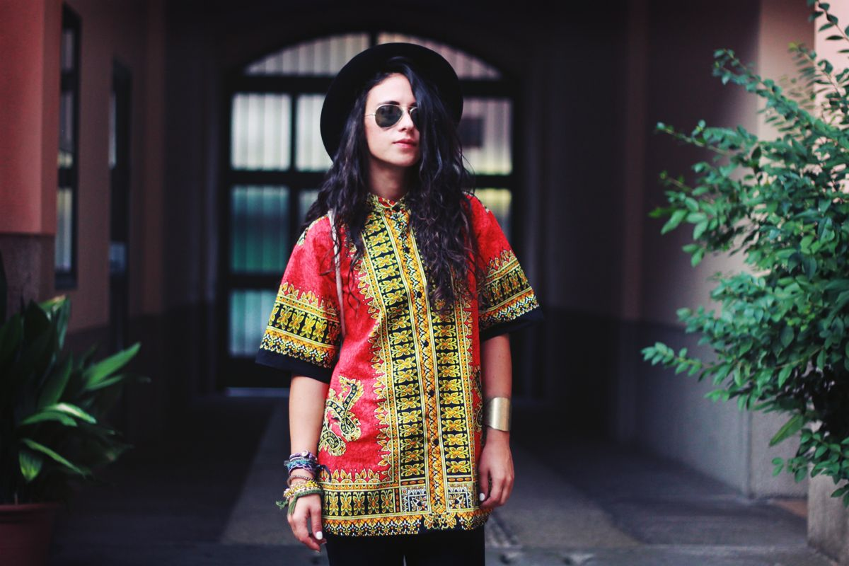 arabic chic outfit