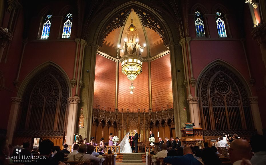 Church of the Covenant Boston Wedding