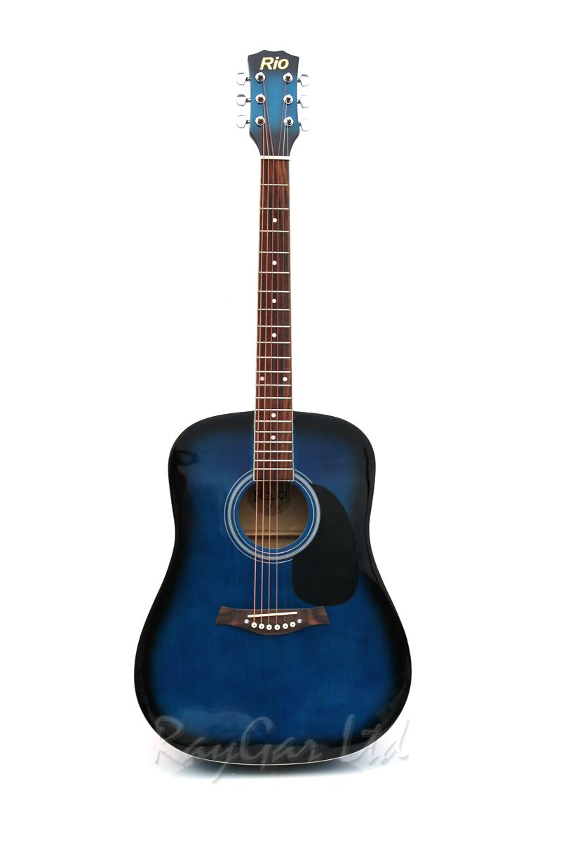 Full-Size-Beginner-Student-Adult-Acoustic-Guitar-Pack-Package-Outfit-New