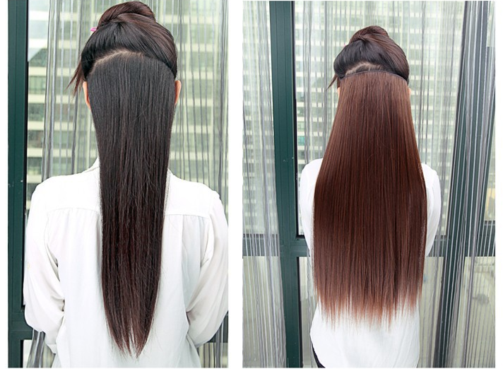 straight hair extension 05