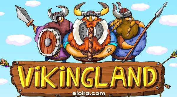 VikingLand Logo