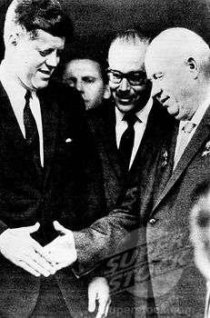 incontro Kennedy krusciov