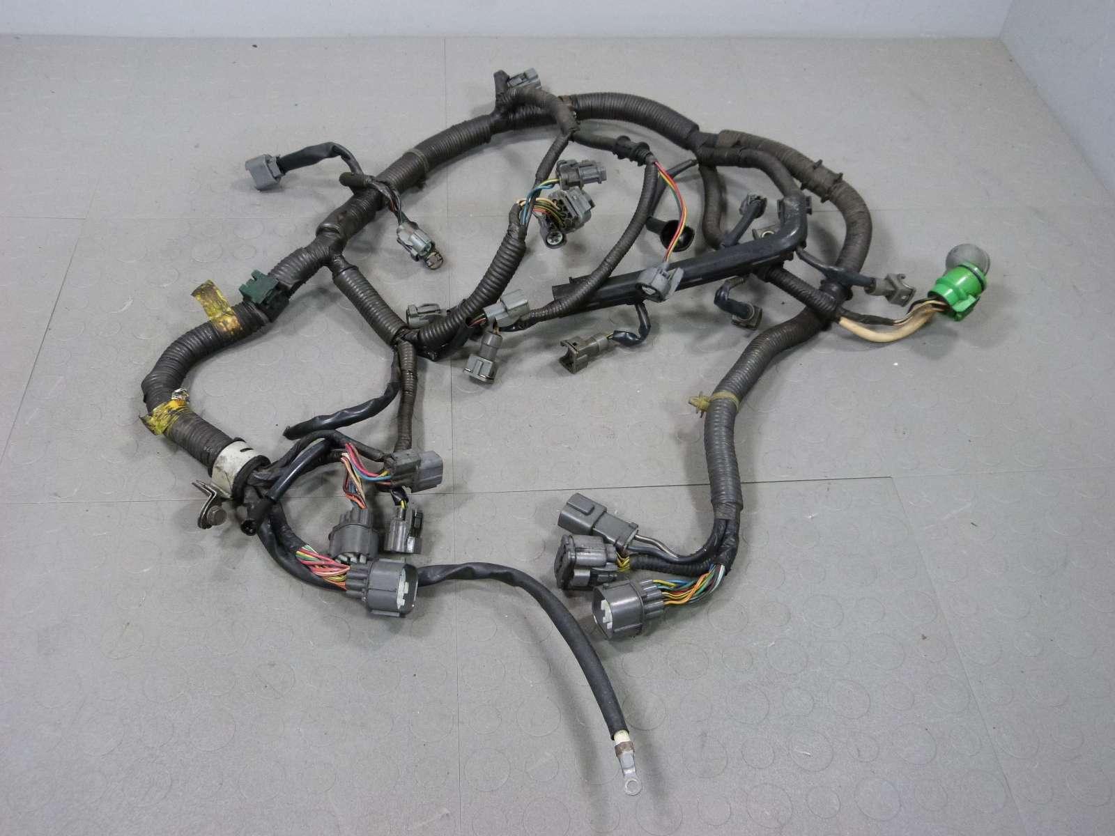 acura integra ls obd1 1 8l dohc manual mt b18b1 engine wire wiring harness ebay
