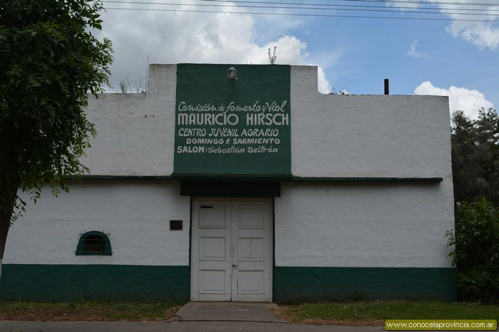 mauricio hirsch