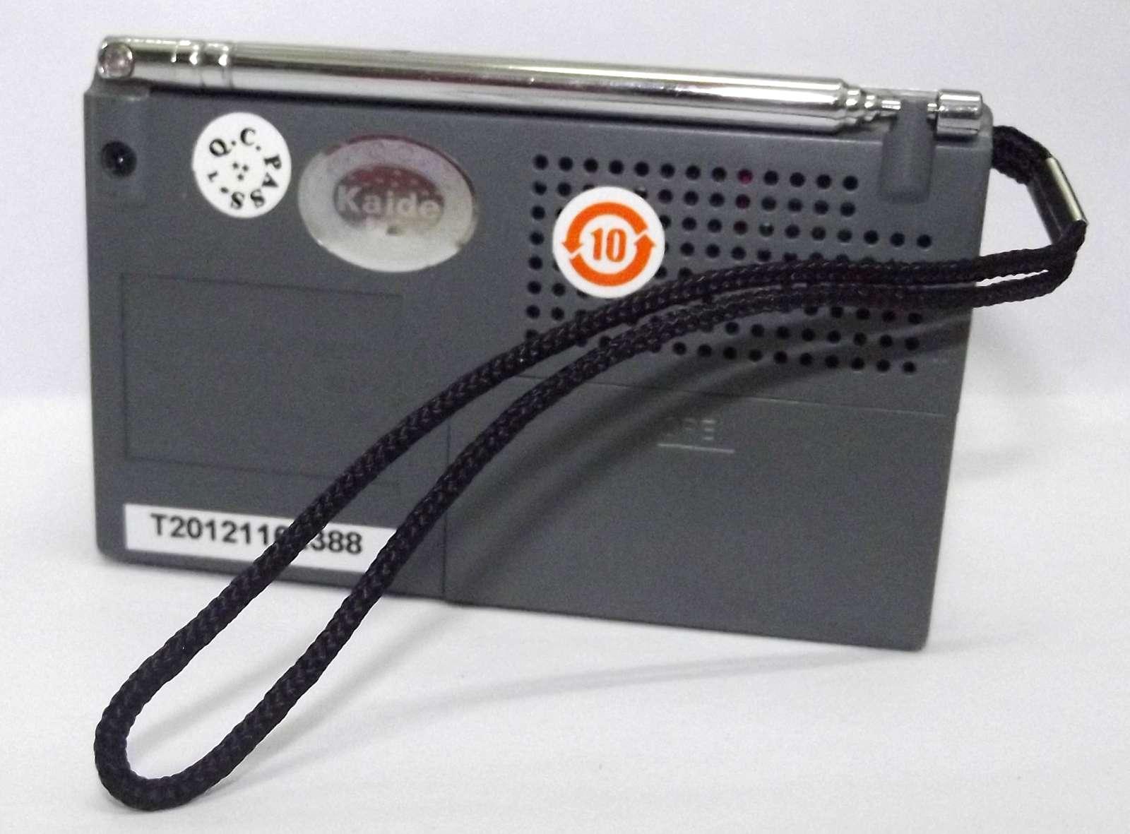poste radio de poche portable 2 bande fm am 91 x 56 x 21mm pile fournies ebay. Black Bedroom Furniture Sets. Home Design Ideas