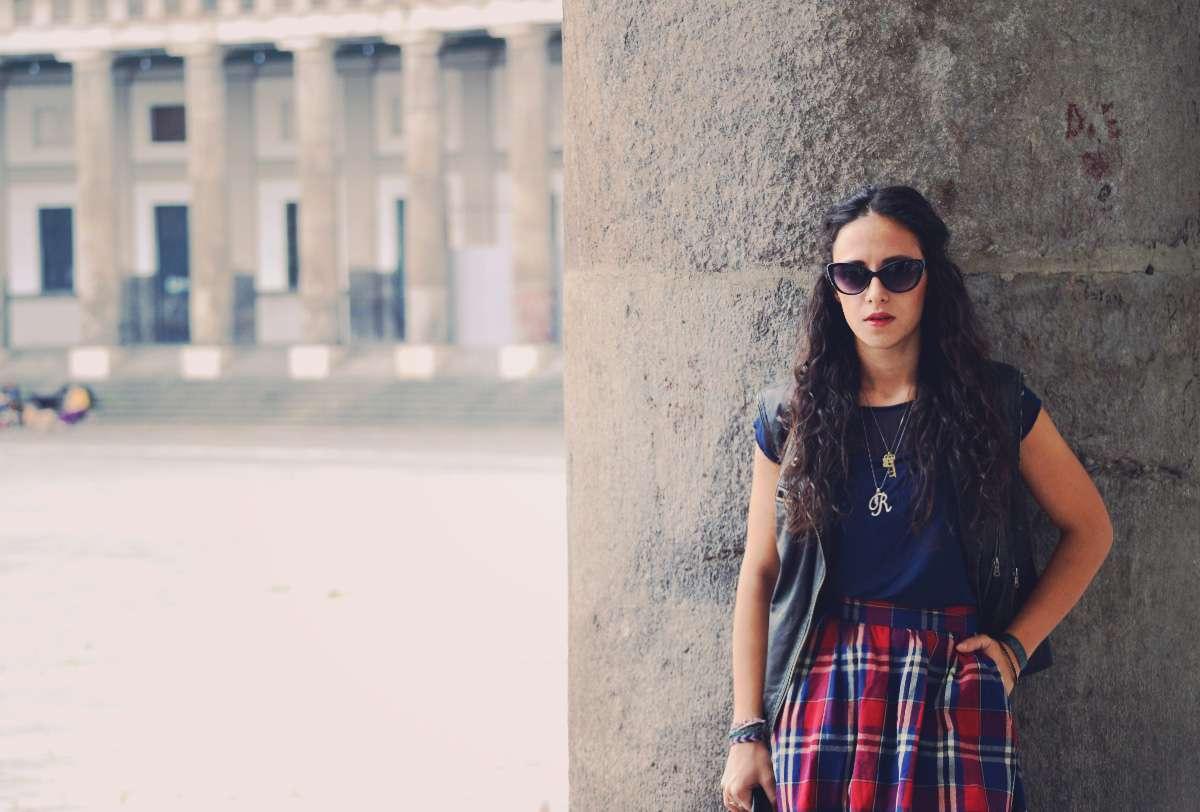 fashion blogger napoli rossella