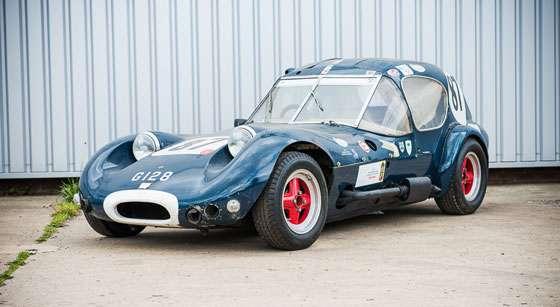 1960 Marcos GT Xylon