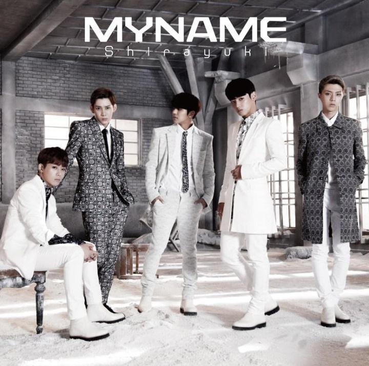 [Single] MYNAME - Shirayuki [Japanese]