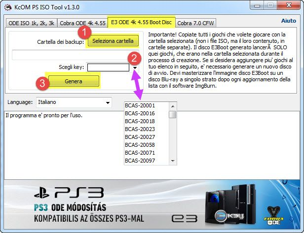 File Iso Dell`Hard Disc
