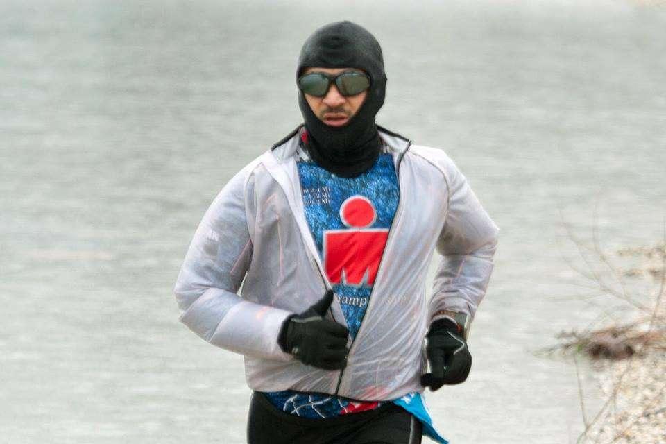 Prvo trčanje - pretjerao sam sa zaštitom od hladnoće