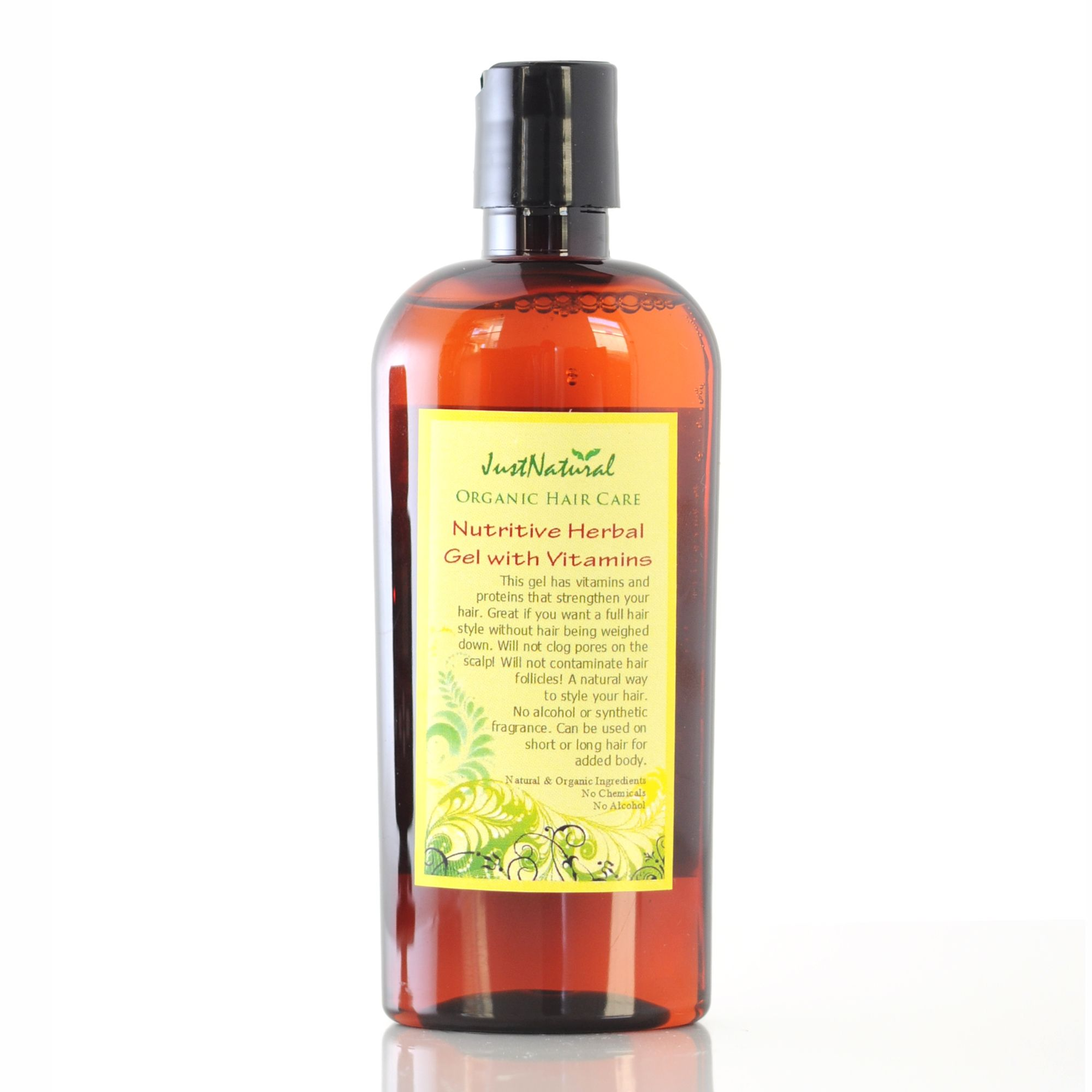 Nutritive Herbal Gel With Vitamins