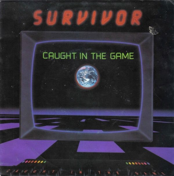 Survivor - Caught In The Game (PBTHAL 24 96 VINYL RIP ...