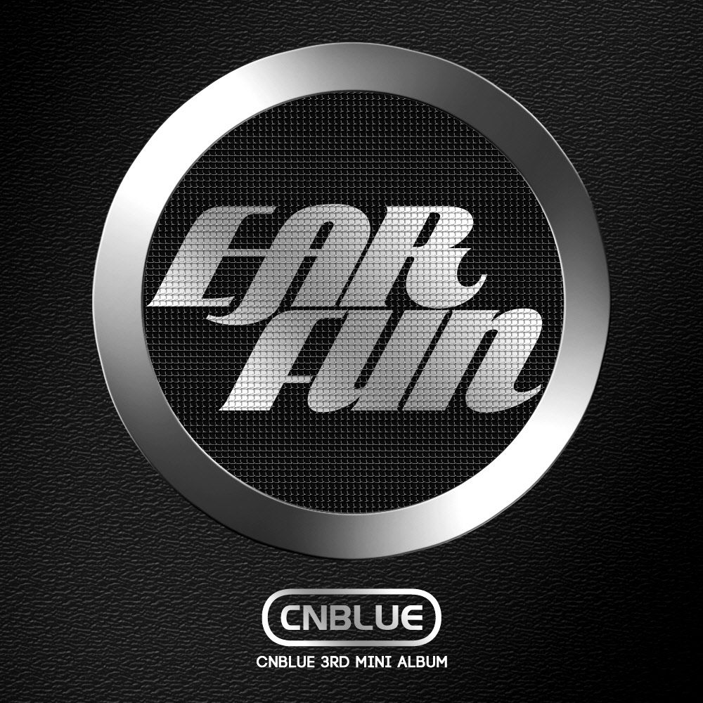 [Mini Album] CN BLUE   EAR FUN [3rd Mini Album]