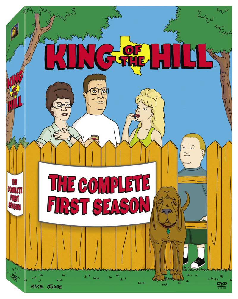 King of the Hill S 01-13