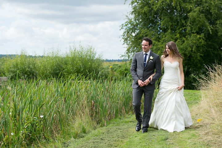The Birche wedding Worcestershire