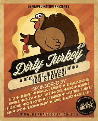 http://depravednation.com/the-dirty-turkey-hunt-4-0