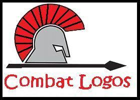 Combat Logos : Broderie professionnelle