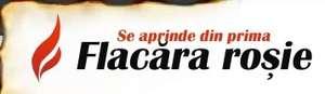 Flacara Rosie
