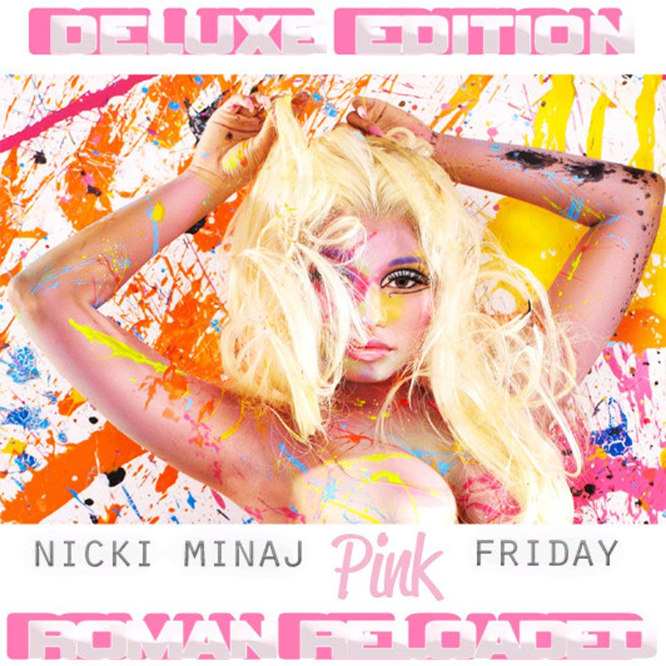 > Nicki Minaj's �Pink Friday: Roman Reloaded� Full Album Art - Photo posted in The Hip-Hop Spot | Sign in and leave a comment below!