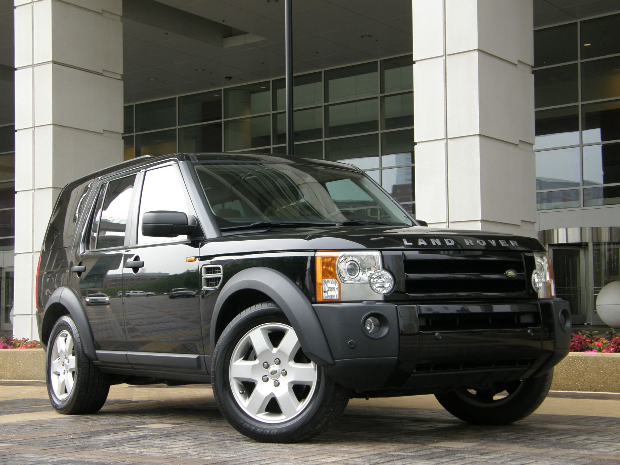 Buy Used 2006 Land Rover Lr3 Hse 7 Navi 3rd Row Heated