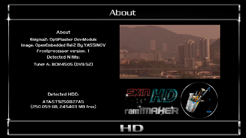 OpenEmbedded-Rel2-dm800se-SIM2-SSL#84B-ByYASSINOV Video Boot Inside