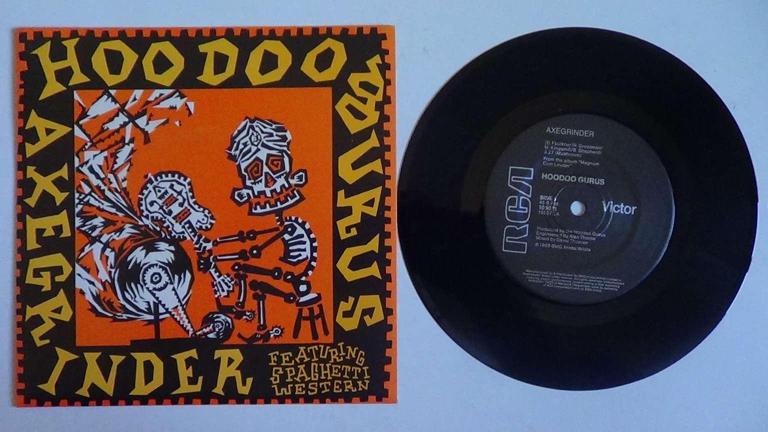 Hoodoo Gurus - Big Deal