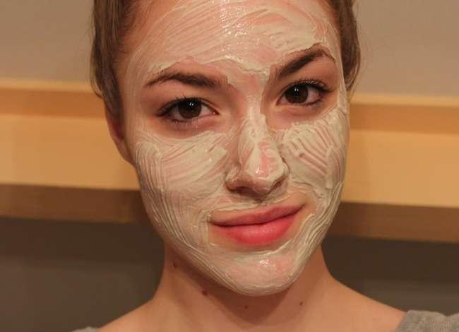 gezichtsmasker maken honing