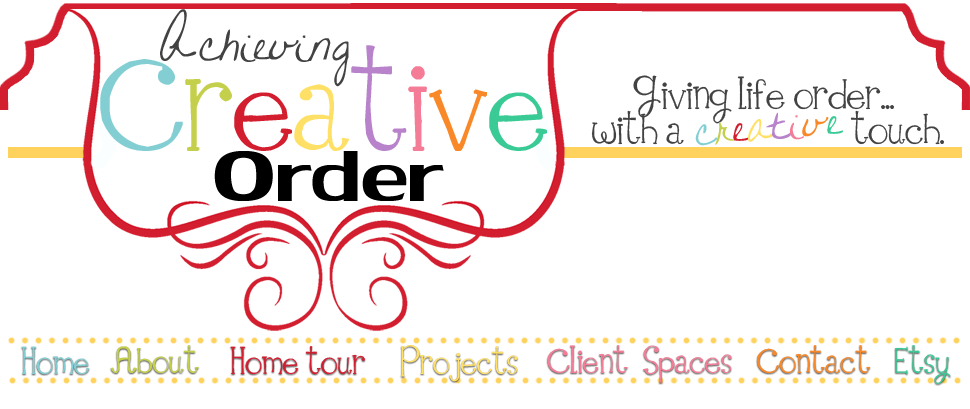 Achieving Creative Order