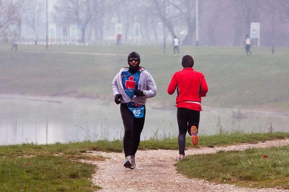 Drugo trčanje