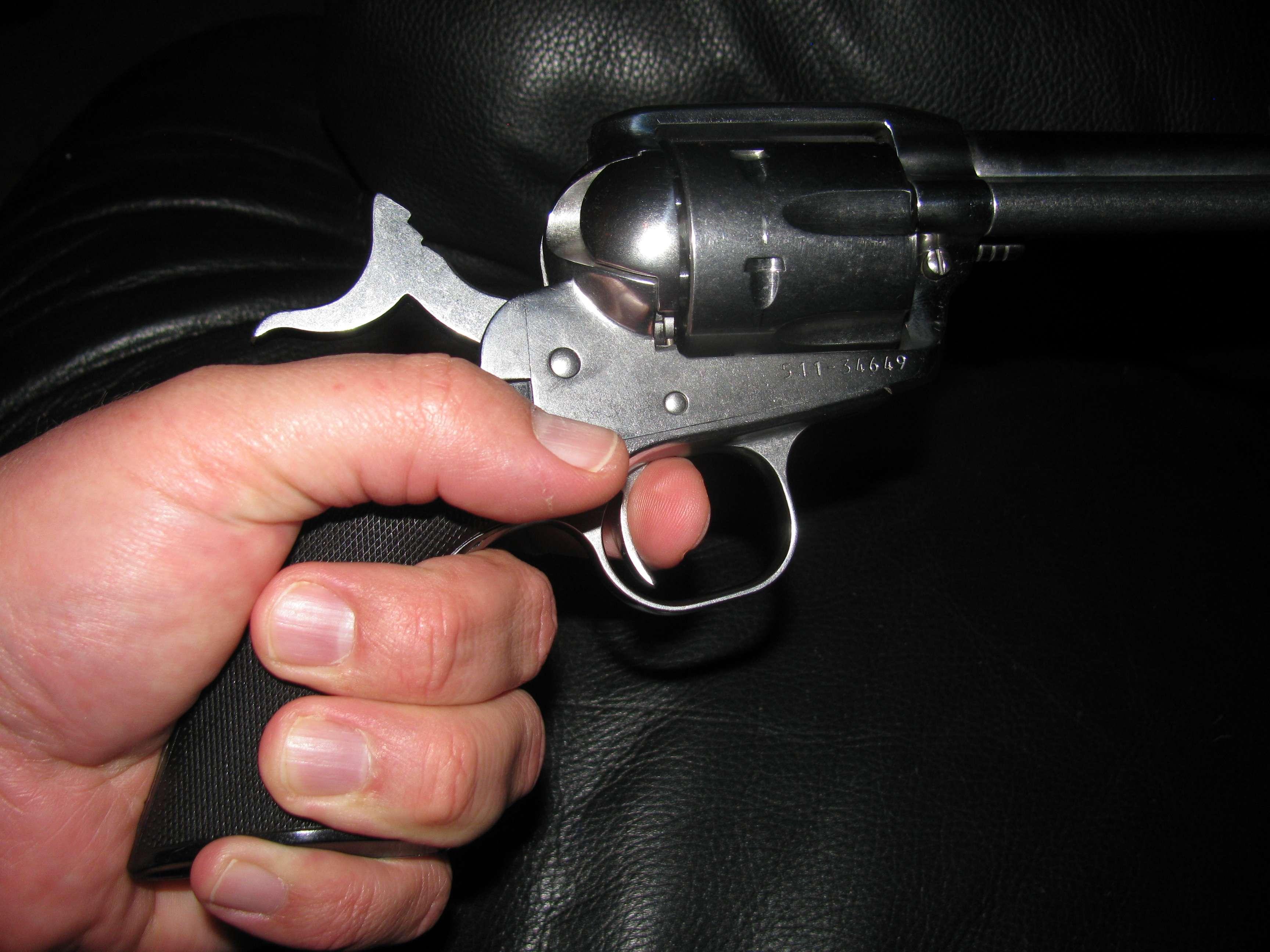 45 caliber twins!! - Revolver Handguns