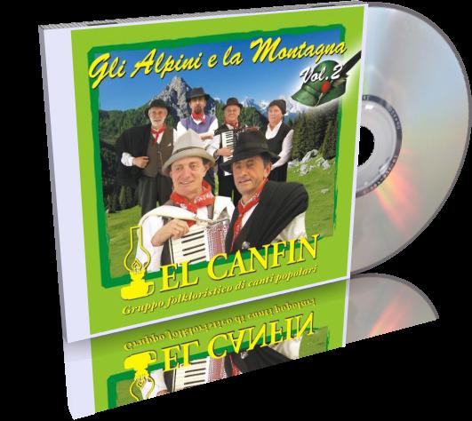 El Canfin - Gli Alpini e la Montagna Vol.2 (2007)