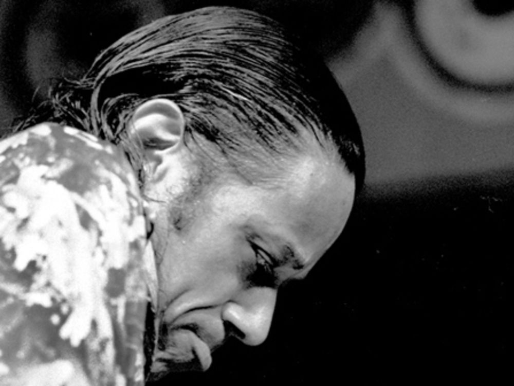 Horace Silver at Keystone Korner, San Francisco CA 1978. Photo: Brian McMillen, edited under CC BY-SA 3.0 (http://creativecommons.org/licenses/by-sa/3.0/)