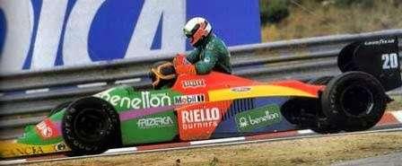 ??? 1987: o belga Thierry Boutsen e o italiano Teo Fabi