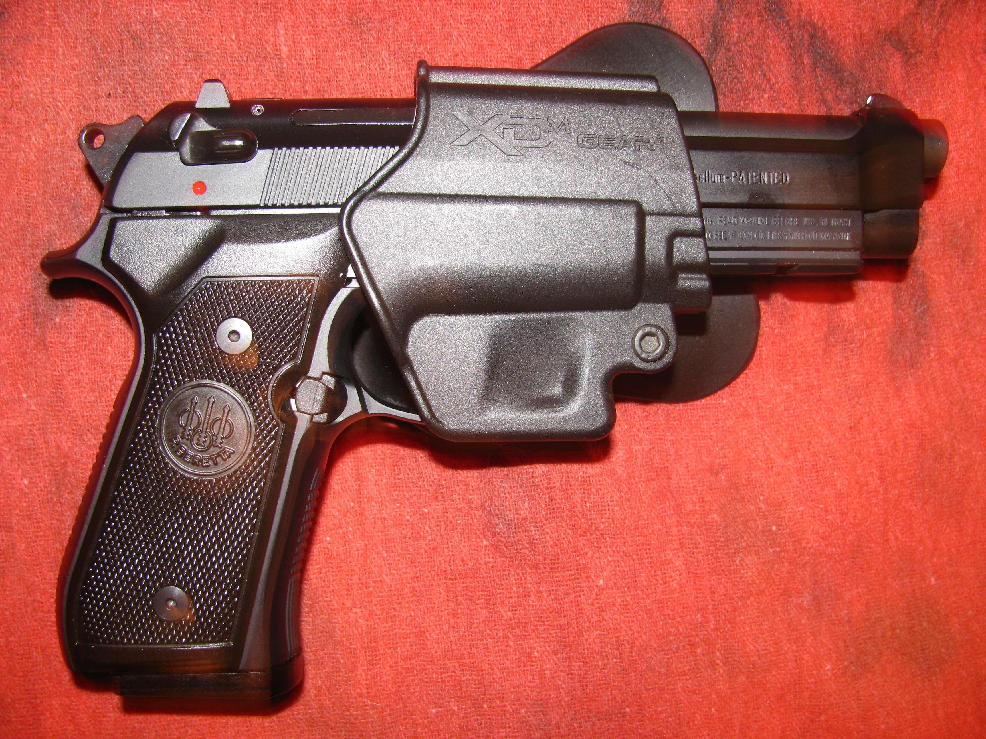 M9a1 - Semi-Auto Handguns