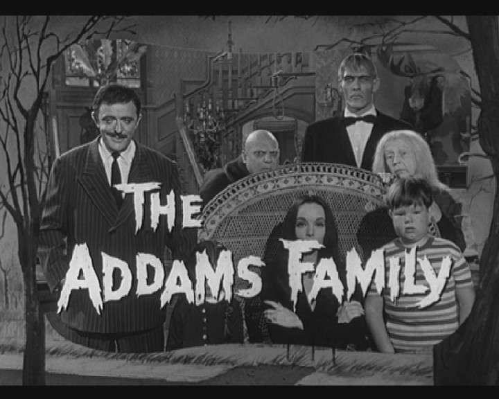 La famiglia Addams Stagione 2 [1965] DVD-RIP-AC3-ITA