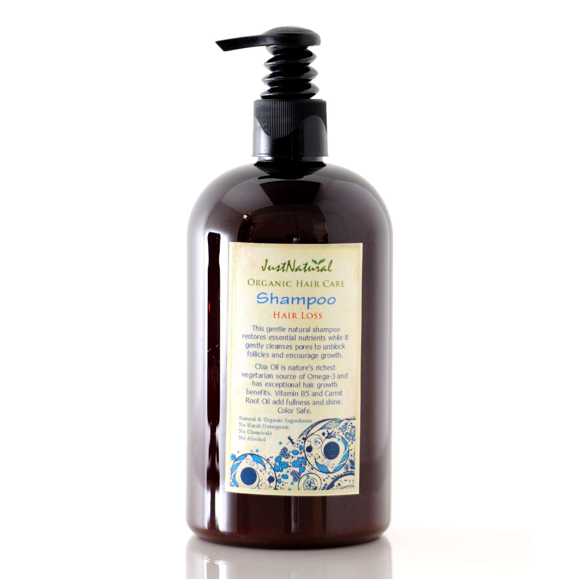 Hair loss shampoo for better hair growth