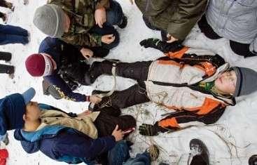 donmalarda ilk yardım