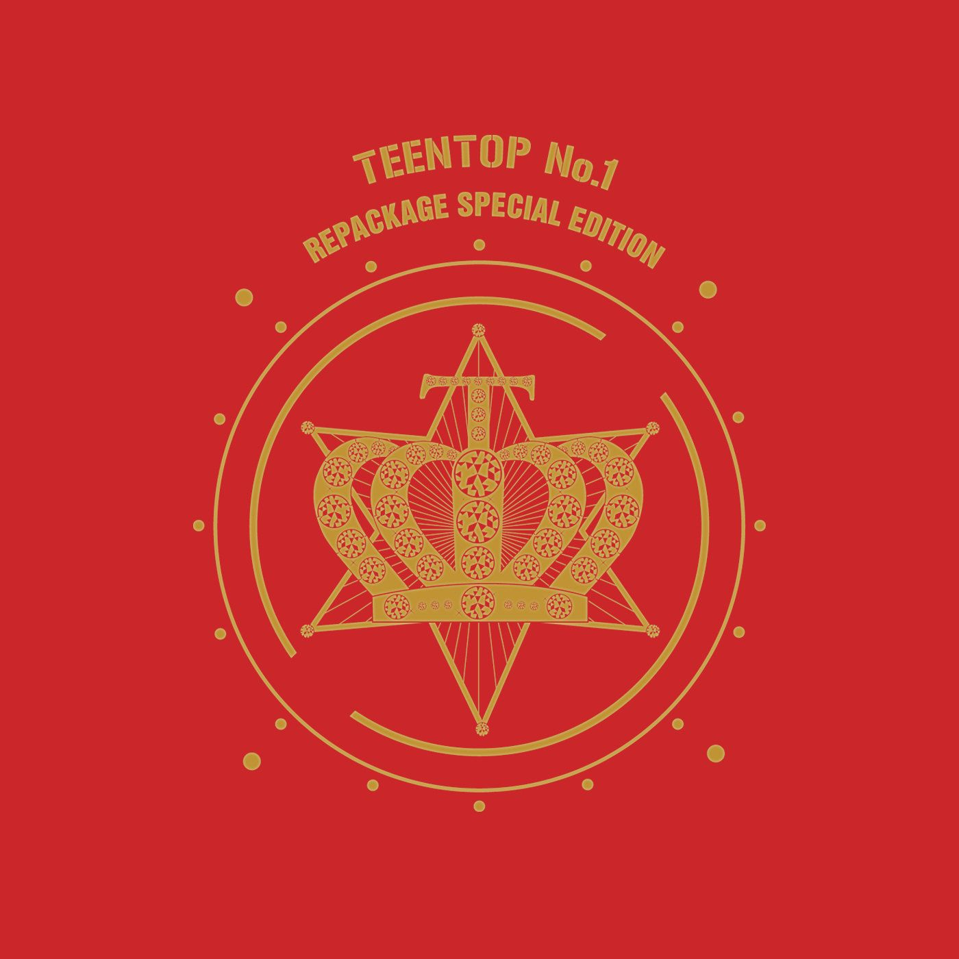 [Album] Teen Top   No.1 [Repackage Special Edition]