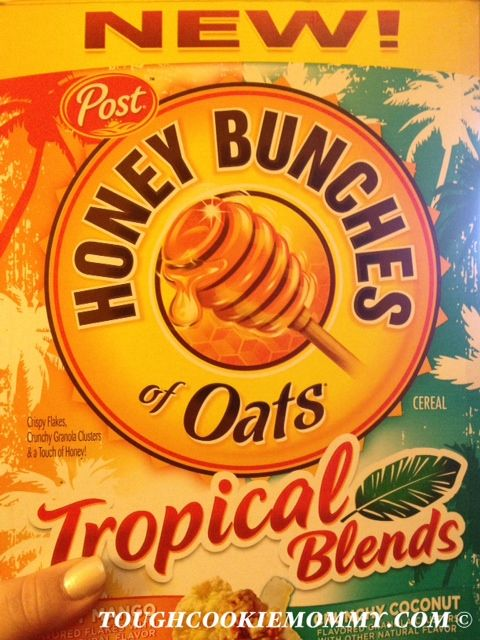 Honey Bunches of Oats Takes Your Tastebuds To The Tropics!