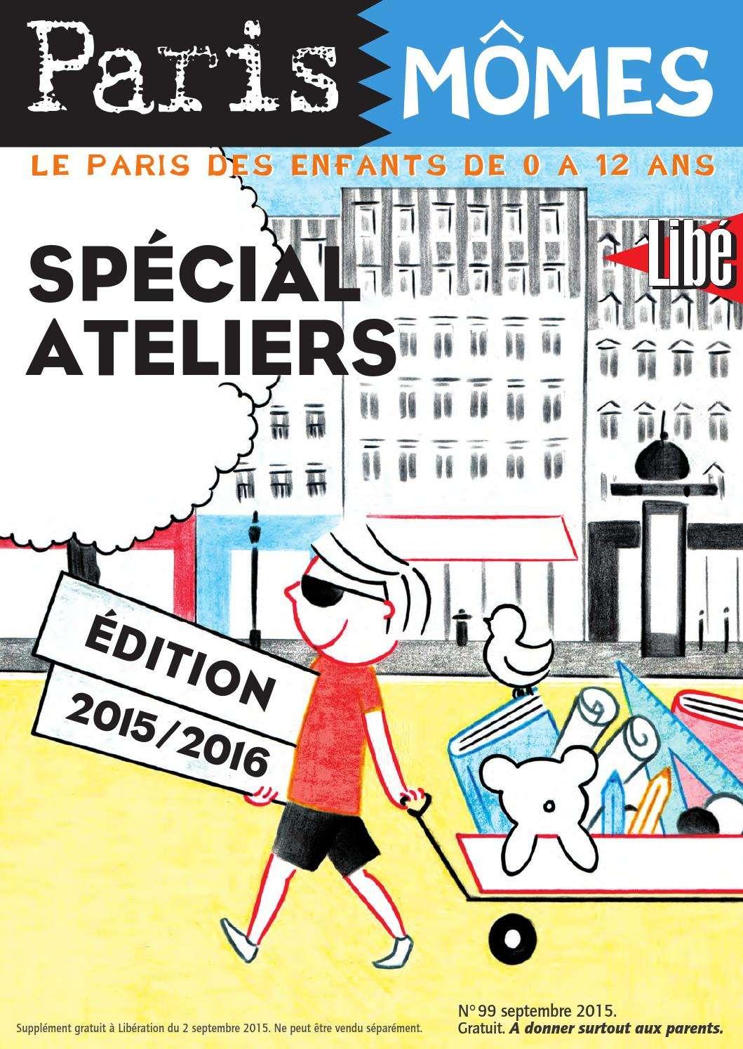 Paris Mômes - Septembre 2015