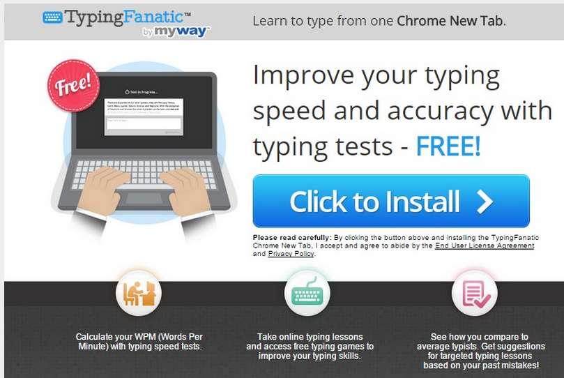 Remove TypingFanatic Toolbar