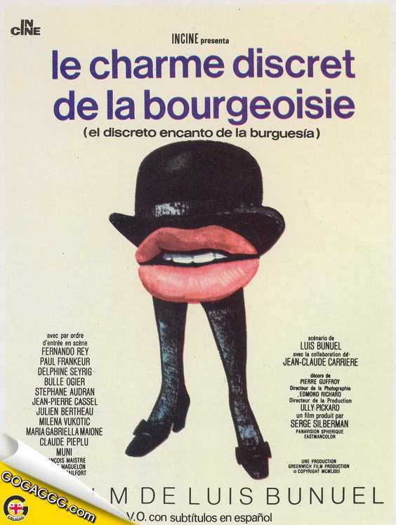 Le charme discret de la bourgeoisie | ბურჟუაზიის მოკრძალებული ხიბლი (ქართულად)