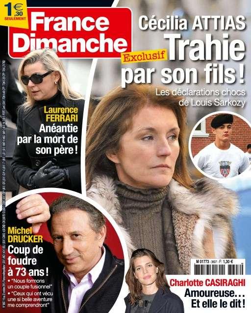 France Dimanche 3607 - 16 au 22 Octobre 2015