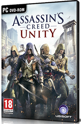[PC] Assassin's Creed Unity - Gold Edition (2014) - FULL ITA