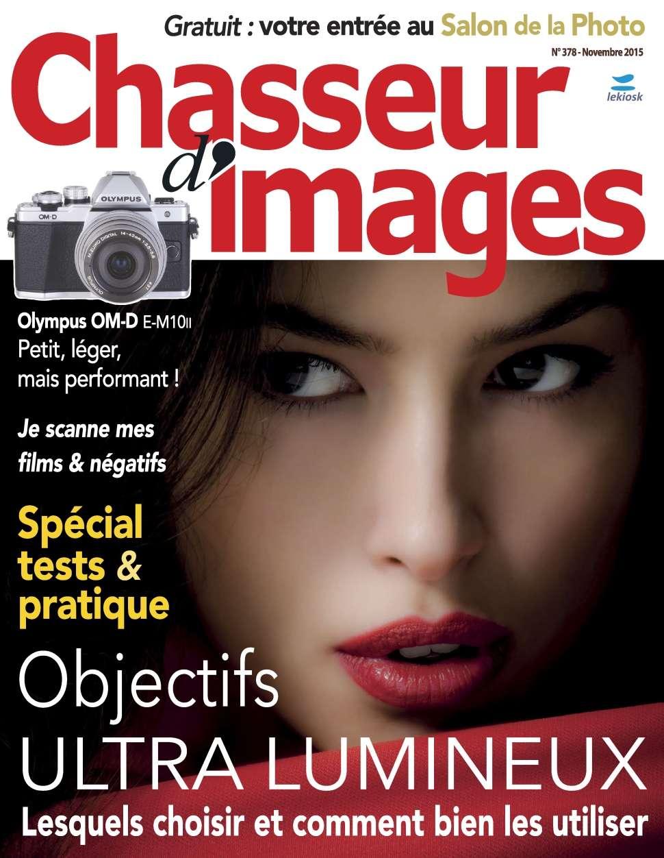 Chasseur d'Images 378 – Novembre 2015